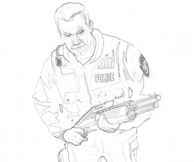 The best free Gta coloring page images. Download from 44 ...