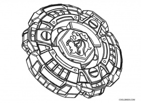 Beyblade Burst Coloring Pages Ideas - Whitesbelfast