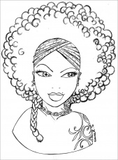 Coloring Pages : Afro Hair Coloring Pages Coloringbay Black Girl Image 55 Black  Girl Coloring Pages Image Inspirations ~ Off-The Wall ATL