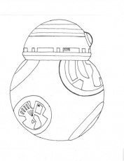Star Wars Coloring Pages | Desert Chica