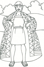 Best Photos of Joseph Coat Many Colors Coloring Page Printable ...