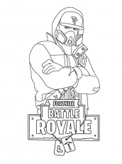 Free Printable Fortnite Coloring Pages For Kids - Free ...