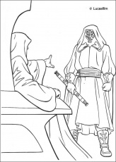 STAR WARS coloring pages : 90 Star Wars online coloring sheets ...