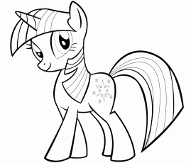 My Little Pony Coloring Pages Hand-Picked Free Downloads! [HD ...