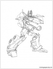 Decepticons Coloring Page - Free Coloring Pages Online