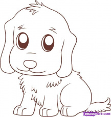 Golden Retriever Coloring Page Free Printable Coloring Pages
