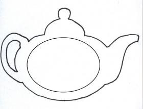 Sample Page Lady Teapot Coloring Page Fun With Tea Coloring Home