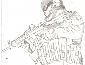call of duty black ops coloring page - coloring home - Black Ops Zombies Coloring Pages