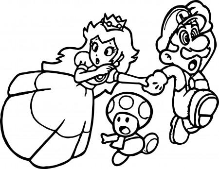 Super Mario Odyssey Broodals Ausmalbilder