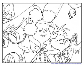 Whoville Characters Colouring Pages - Colorine.net   #3298 ...