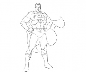 Superman Coloring Pages Page 1 Cartoon Coloring Pages Coloring Home