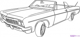 11 pics of lowrider car coloring pages lowrider art drawings