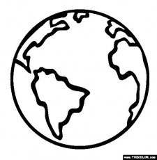 1000+ ideas about Earth Coloring Pages | Earth Day ...