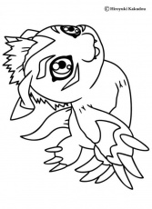 Digimon Coloring Pages To Print Out | Coloring Pages For Kids