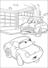 Cars Printables Coloring Pages | Coloring Pages For Kids | Kids