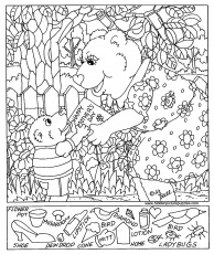 Free Printable Hidden Pictures for Kids at AllKidsNetwork.com