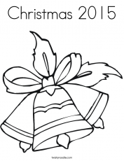 Christmas Coloring Pages - Twisty Noodle