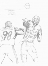tom brady coloring pages for kids and for adults