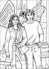 ginny weasley harry potter coloring pages - Clip Art Library