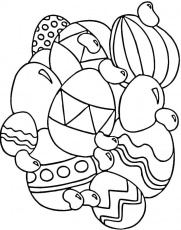 catholic jelly bean coloring pages
