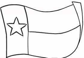 Texas state flag coloring page coloring home for Arizona state flag coloring page
