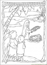 Coloring Pages Prince Egypt 02 (Countries > Egypt) - free