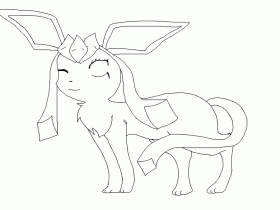 glaceon pokemon coloring page coloring home glaceon pokemon coloring page