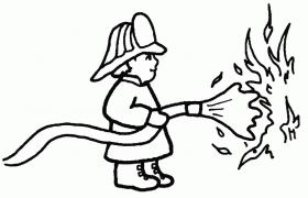 fireman coloring pages – 916×589 High Definition Wallpaper