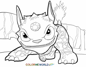 Printable HotDog Coloring Page From FreshColoring  Coloring Home