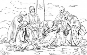 Bible Coloring Pages Old Testament David And Jonathan Thingkid