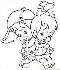 flintstones-coloring-pages-free-printable-kids-art-pictures-girl