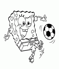 Spongebob Coloring Pages To Print - Free Printable Coloring Pages