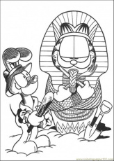 egyptian food Colouring Pages (page 2)