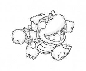 Bowserjrcoloringpages coloring Pages For Adultscoloring Pages
