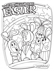 VeggieTales®: 'Twas The Night Before Easter - DVD Release