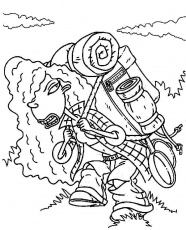 The Wild Thornberrys Coloring Pages for Kids- Free Printable