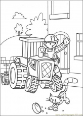 Coloring Pages He Builder Coloring Pages 002 (Cartoons > Bob the