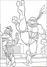 Ninja Turtles Coloring Pages For Coloring | Free Printable