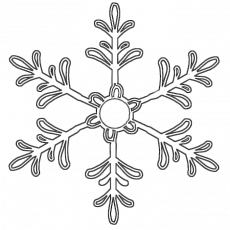 Digistamps: SNOWFLAKES