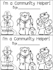 Rowdy in Room 300: Community Helpers! | New Beginnings