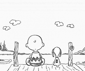Snoopy coloring pages | Coloring Pages