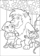 Other Page 34: Free Printable Coloring Pages Online, Best Friends