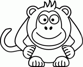monkey pictures for kids