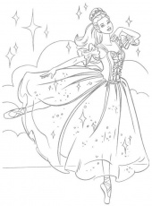 Barbie Coloring Page Barbie Party - Gianfreda.net