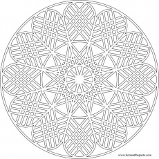 Mandalas | Mandala Coloring Pages ...