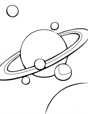 Related Solar System Coloring Pages item-13934, Solar System ...