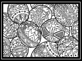 Cool Coloring Book Pages - Coloring Pages for Kids and for Adults