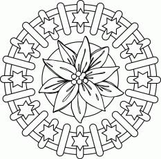 free mandala coloring pages free mandalas coloring pages kids type ...