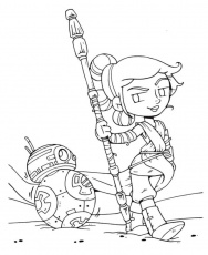 Coloring Pages : Descendants Coloring Pages. Evie ...