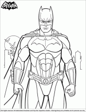 9 Pics Of Batman Dark Knight Coloring Pages Printables